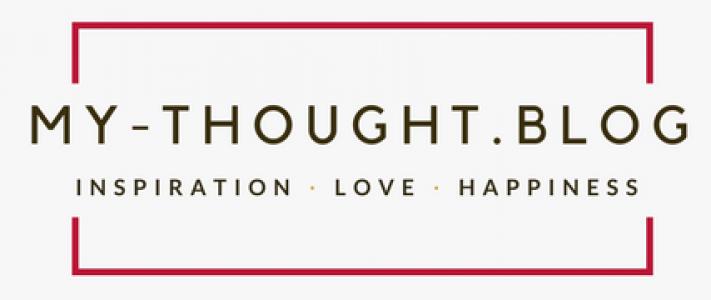 My Thoughts – Meine Gedanken